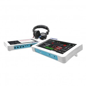 Audiometr internetowy AUDIXi 10 C tablet type | Audiometr Audixi 10 C | Diagnostyka Zaawansowana |