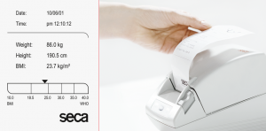 seca 466 Wireless drukarka